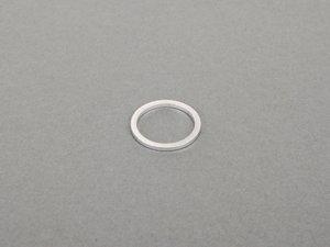 ES#1376026 - 90012313130 - Sealing Ring - Priced Each - Crush washer - 16 x 20mm - Genuine Porsche - Porsche
