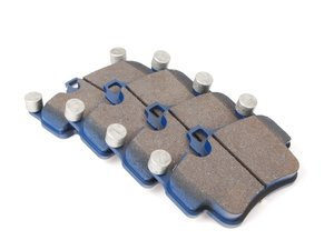 ES#2779727 - 7894-D1135 - Cool Carbon S/T Performance Brake Pad Set - All-in-one brake pads that deliver pure undiluted performance - Cool Carbon Performance - Porsche