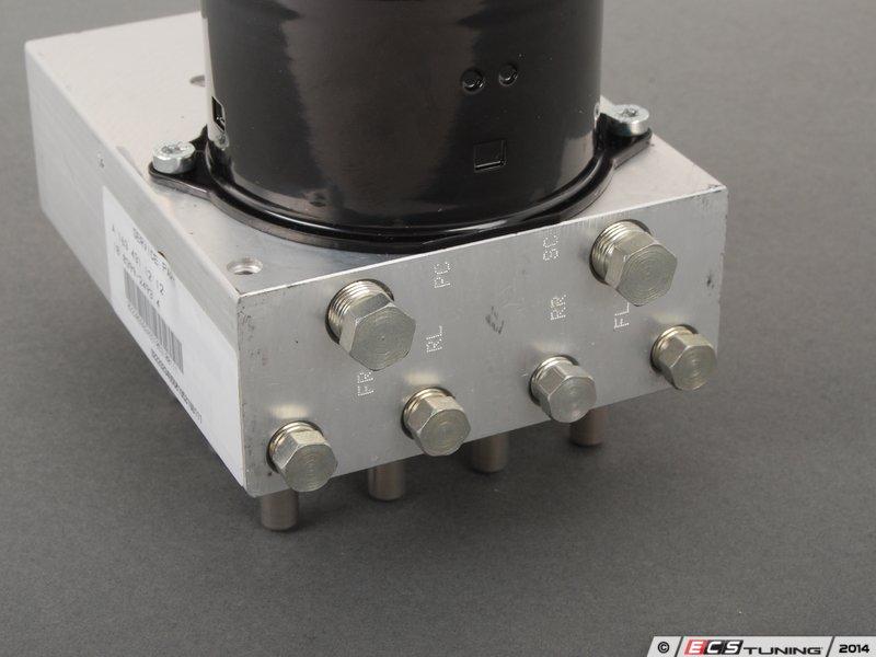 Genuine mercedes benz 1634300007 brake pressure for Abs system mercedes benz