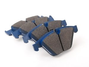 ES#2779699 - 7799-D918NC - Front Cool Carbon S/T Performance Brake Pad Set - All-in-one brake pads that deliver pure undiluted performance - Cool Carbon Performance - BMW