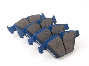 ES#2779700 - 7799-D918 - Front Cool Carbon Street and Track Brake Pad Set - High performance pads developed to bridge the gap between street and full track use - Cool Carbon Performance - BMW