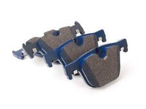 ES#2779709 - 8823-D1610 - Rear Cool Carbon S/T Performance Brake Pad Set - All-in-one brake pads that deliver pure undiluted performance - Cool Carbon Performance - BMW