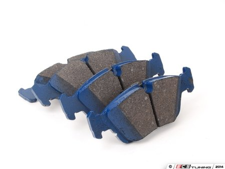 ES#2779703 - 7847-D781 - Front Cool Carbon S/T Performance Brake Pad Set - All-in-one brake pads that deliver pure undiluted performance - Cool Carbon Performance - BMW