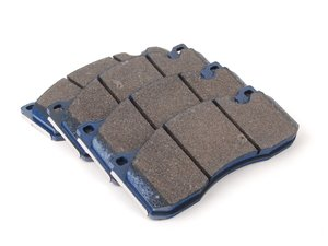 ES#2779705 - 8483-D1371 - Front Cool Carbon S/T Performance Brake Pad Set - All-in-one brake pads that deliver pure undiluted performance - Cool Carbon Performance - BMW MINI