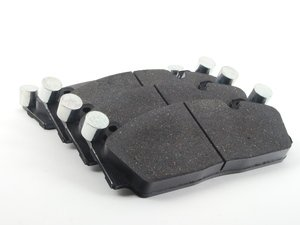 ES#2698587 - 34112284869 - Front Brake Pad Set - Get your M stopping properly again - Genuine BMW - BMW