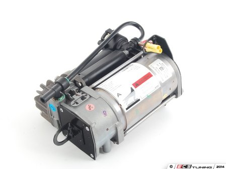 ES#2771051 - 4Z7616007A - Self Leveling Air Compressor - Does not include mounting kit - Wabco - Audi