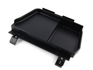 ES#124292 - 51478193803 - Battery Compartment Cover - Keep your trunk tidy and your battery protected - Genuine BMW - BMW