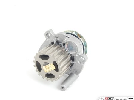 ES#2784355 - 03L121011G - Water Pump - with metal impeller - Keep your coolant flowing to prevent overheating - Hepu - Audi Volkswagen