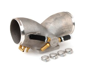 ES#2776890 - 96268 - 996 Turbo/GT2 Plenum - Bolt-on upgrade for up to 40 HP and 45 ft/lbs of torque! - IPD - Porsche