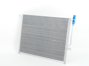 ES#180057 - 64538377614 - Air Conditioning Condenser - Quality replacement condenser to keep your A/C working - Genuine BMW - BMW