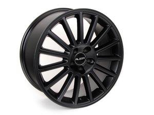 """ES#2738783 - 606-2kt - 18"""" Style 606 Wheels - Set Of Four  - (NO LONGER AVAILABLE) - 18""""x8"""" ET35 5x100 - Matte Black - Alzor -"""