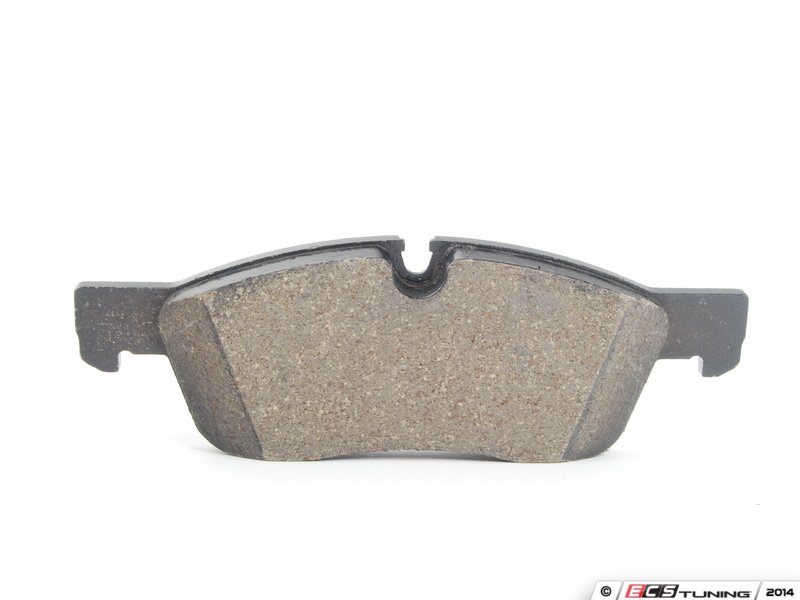 Genuine mercedes benz 0074208120 front brake pads for Brake pads mercedes benz