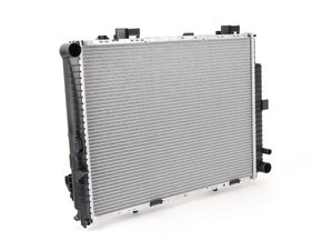 ES#2703138 - 2105006603 - Radiator - Ensure proper cooling for your engine with a new radiator - Nissens - Mercedes Benz