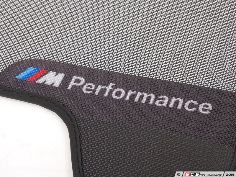 Genuine Bmw 51472333986 M Performance Carpeted Floor