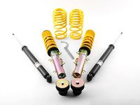 "ES#2130000 - 90031 - ST X Performance Coilover System - Fixed Damping - Height adjustable with average lowering of 1.2""-2.0""F, 1.2""-2.0""R - Suspension Techniques - Audi Volkswagen"