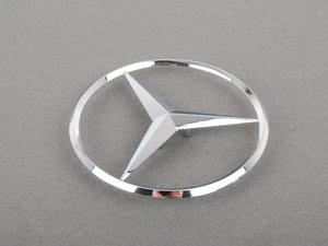 ES#1807799 - 2517580058 - Star Emblem - Located on lift gate - Genuine Mercedes Benz - Mercedes Benz