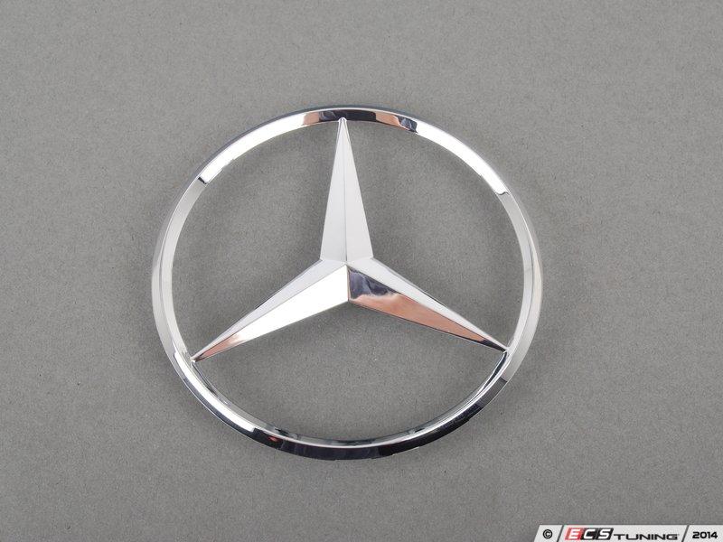 Genuine Mercedes Benz 2517580058 Star Emblem