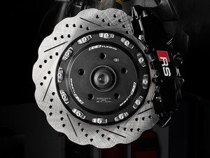 Ecs News Audi B8 Rs5 Ecs 2 Piece Wave Brake Rotors