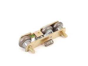 ES#93750 - 51328128730 - Window Guide Roller - Right  - Guides the window regulator arm in the window track - Genuine BMW - BMW