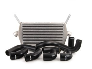 ES#2770217 - ctsb7fmickit - CTS Turbo Front Mount Intercooler Kit (600HP) - Decrease heatsoak with this front mount intercooler - CTS - Audi