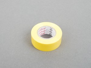 ES#467910 - N10311304 - Electrical tape - yellow - Used for electrical repairs - Genuine Volkswagen Audi - Volkswagen