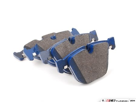 ES#2779701 - 7820-D919 - Rear Cool Carbon S/T Performance Brake Pad Set - All-in-one brake pads that deliver pure undiluted performance - Cool Carbon Performance - BMW