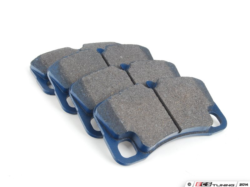 Cool Carbon Performance 8416 D1300 Rear Cool Carbon S T Performance Brake Pad Set