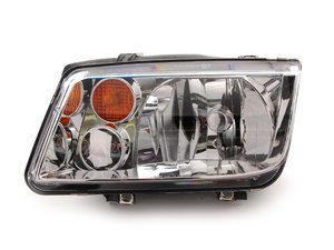 ES#259269 - 1J5941017BJ -  Headlight - Left - Without fog light, with amber turn signal lens - TYC - Volkswagen