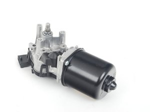 ES#455668 - 8N0955113A - Front Wiper Motor - Located under the rain tray - Genuine Volkswagen Audi - Audi