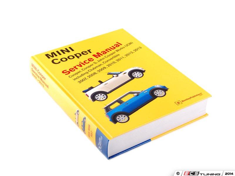 Mini R56 Maintenance Manual
