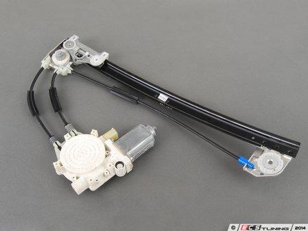 ES#95565 - 51358159835 - Rear Window Regulator - Left - Includes window motor - Genuine BMW - BMW