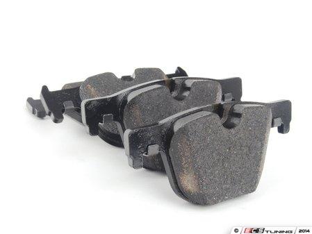 ES#2537264 - 34206799813 - Rear Brake Pad Set - Genuine brake pads direct from BMW - Genuine BMW - BMW