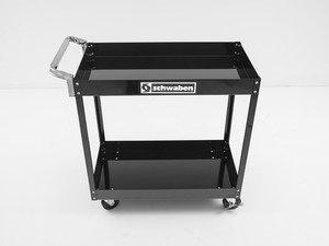ES#2763360 - 005946SCH01A - Two Shelf Service Cart  - Keep your tools close to the job and close at hand - Schwaben - Audi BMW Volkswagen Mercedes Benz MINI Porsche
