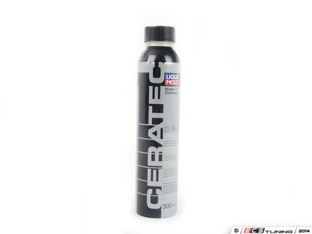 ES#2788486 - 20002 - Cera Tec Oil Additive - Performance additive for longevity of metal engine/transmission components. 300mL - Liqui-Moly - Audi BMW Volkswagen Mercedes Benz MINI Porsche