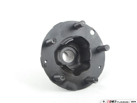 ES#1458400 - 96433106506 - Rear Wheel Hub - Priced Each - Left or right side fitment - Genuine Porsche - Porsche