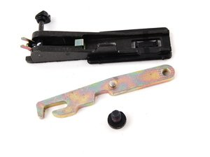 ES#157432 - 54128214656 - Sunroof Slider - right - Piece that slides with the sunroof - Genuine BMW - BMW