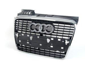 ES#2778062 - 8E0853651J1QP - Grille Assembly - Grey - Clean up or change your look - Bremmen Parts - Audi