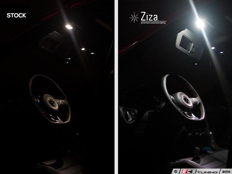 Ecs News Ziza Led Performance Lighting Vw Mk7 Golf Gti R