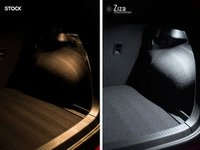 ES#2863506 - MK7GolfHatchLEDK - LED Rear Cargo Lighting  - Illuminate the lighting in your hatch with a new LED light from ZiZa - ZiZa - Volkswagen