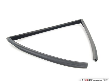 ES#94970 - 51348159817 - Rear Window Seal - Left - Keep your BMW sealed from excess wind noise and water - Genuine BMW - BMW