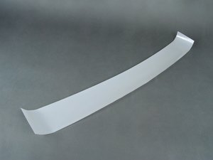 ES#2766599 - 5G1061193 - Rear Bumper and Door Cup Paint Protection Film - Used to protect paint on the bumper and behind the door handles - Genuine Volkswagen Audi - Volkswagen
