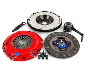 ES#3098676 - kfsifhdoKT - Stage 2 Daily Clutch Kit - Designed for the daily-driven, weekend track warrior. Conservatively rated at 400ft/lbs. - South Bend Clutch - Audi Volkswagen