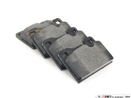 ES#2539258 - 94435295102 - Rear Brake Pad Set - OE compound brakes - Mintex - Porsche