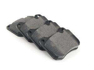 ES#2581622 - 94435195102 - Front Brake Pad Set - OE compound brakes - Mintex - Porsche