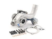 ES#2642938 - 06A145704LXKT - K03 Turbocharger With ECS Installation Kit - Direct replacement turbocharger for early model year 1.8T engine - Assembled By ECS - Volkswagen