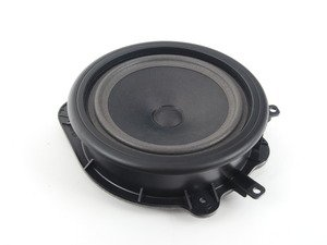 ES#456994 - 8P0035411C - Mid-Range Bass Speaker - Priced Each - Fits the left and right side - Genuine Volkswagen Audi - Audi