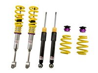ES#3184460 - 10210056KT - V1 Series Coilover Kit - Variant 1 coilovers offer the best balance between sporty driving and comfort - KW Suspension - Audi