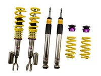 ES#2215253 - 35210030 - V3 Series Coilover System - The ultimate in coilover technology featuring double adjustable dampening - KW Suspension - Audi
