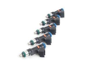 ES#2574656 - INJB550MKVKT - 550cc Fuel Injector - Set Of Five - Perfect for big turbo 2.5L Builds - Bosch -