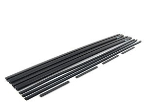 """ES#2785429 - 3056 - Ouray Crossbar Pair - 53"""" - Engineered with the best combination of aerodynamics and strength. Designed for the adventure in your life. - Rocky Mounts - Audi BMW Volkswagen MINI"""